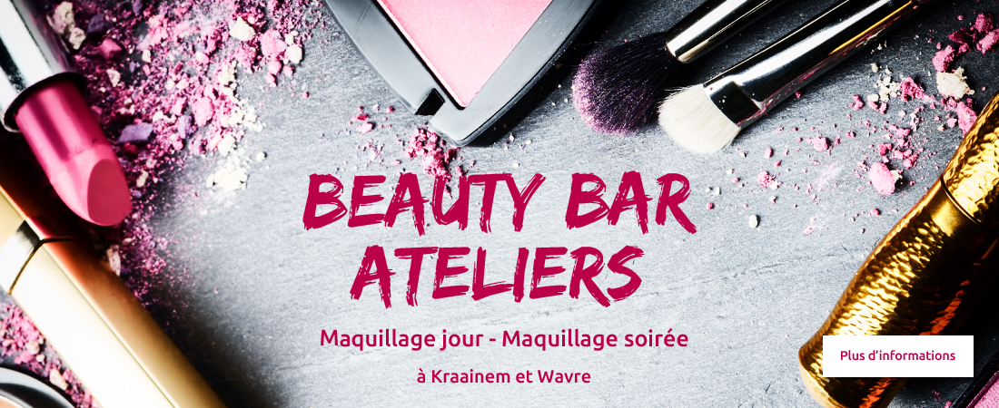 Ateliers maquillage 2017