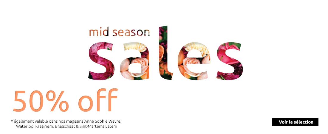 Mid Seson Sales