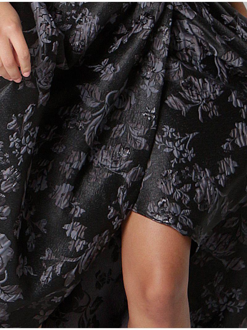Robe bustier mi-longue